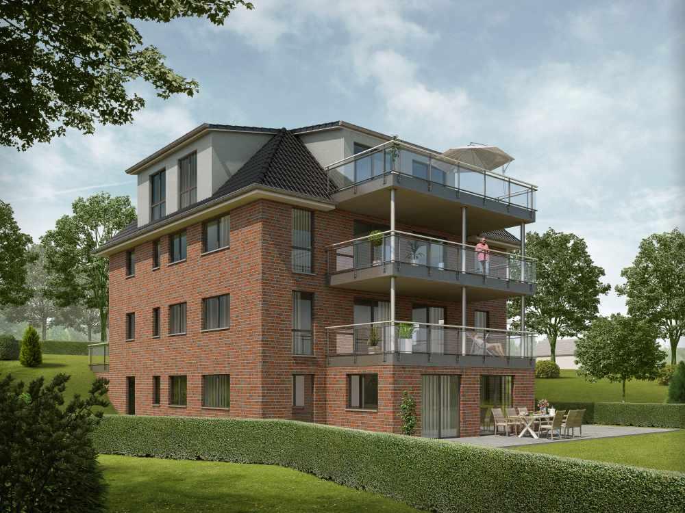 Eigentumswohnungen am Kirchberg, Bad Oldesloe | Schröder + Fischer