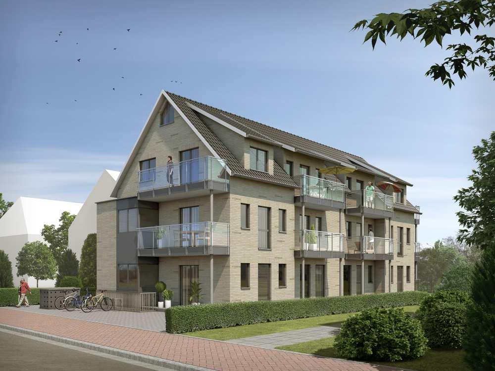 Eigentumswohnungen - Projekt Seestraße Scharbeutz