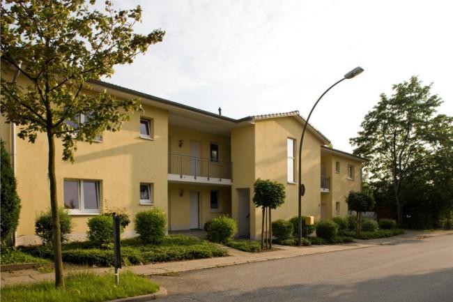 Am Weinberg in Ahrensburg