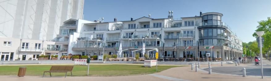 Strandallee Pelzerhaken